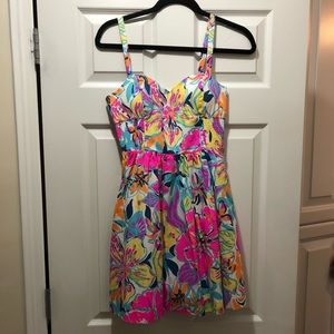 NEW Lilly Pulitzer Christine dress - size 2